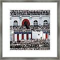 First Inauguration Of Bill Clinton Framed Print