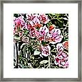 Flower Painting 0003 Framed Print