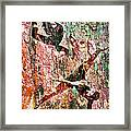 Fly-3 Framed Print