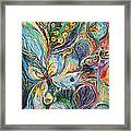 Four Elements Air Part 2 From 4 Framed Print