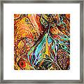 Four Elements Earth Part 3 From 4 Framed Print