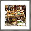Fruit N Veg  Framed Print
