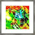 Gagaland Framed Print