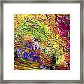 Gallaxy Rainbow Framed Print