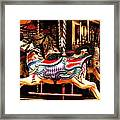 Galloper Framed Print