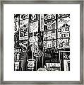 Get Your Kicks On Route 66 II Framed Print
