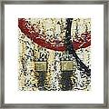 Gold And Silver 3 Framed Print