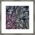 Gothic Paris Framed Print