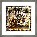 Greek Philosophers Framed Print