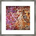 Grunge Background 3 Framed Print