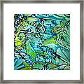 Guides Framed Print by Laura Salazar