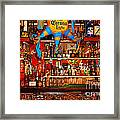 Happy Hour . 7d14187 Framed Print by Wingsdomain Art and Photography