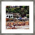 hd 387 hdr - Sunday 3  Framed Print