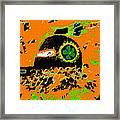 Hopi Kachina Work Number 4 Framed Print