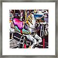 Horse Ride Framed Print