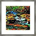 Hyper Childs Brook Z 56 Framed Print