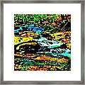 Hyper Childs Brook Z 57 Framed Print