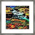 Hyper Childs Brook Z 58 Framed Print