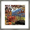 I Colori Dell'autunno - The Colors Of Framed Print