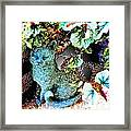 Imaginary Cat Framed Print