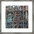 Industrial Disease Framed Print