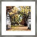 Inver House - Radnor Pa Framed Print