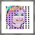 Jackie O Framed Print by Ricky Sencion
