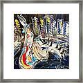 Jazzzzzzzzzzz Framed Print