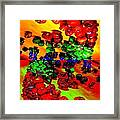 Jelly Bean Jewels 5 Framed Print