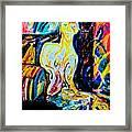 Joe D. Framed Print