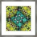 Kaleidocube 03 Framed Print