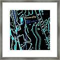 Kansas City Blues Framed Print