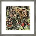 King And Bay Streets Framed Print