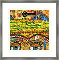 King Of Keys Framed Print