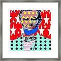 Lincoln Framed Print by Ricky Sencion