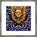Lion's Roar Framed Print