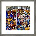 Louis Armstrong Airport Framed Print