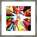 M-m-m My Stilettos Framed Print