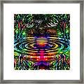 Mahogany Ridge Framed Print