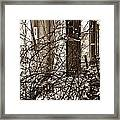 Mamaw's Front Porch Framed Print