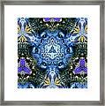 Mandala Animal Wisdom Framed Print