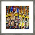 Mcdonald Framed Print