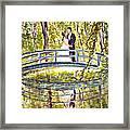 Monet Wedding Framed Print