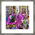 ''moved By The Word'' Framed Print