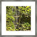 Munising Falls 4 Framed Print