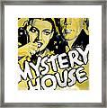 Mystery House, From Left Ann Sheridan Framed Print by Everett