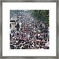 Notting Hill Carnival Framed Print