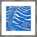 Ocean Fun Framed Print