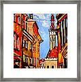 Old Tallinn Framed Print
