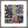One At A Time Framed Print by David Mintz